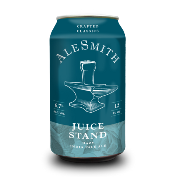 AleSmith Juice Stand Hazy IPA (355ml)