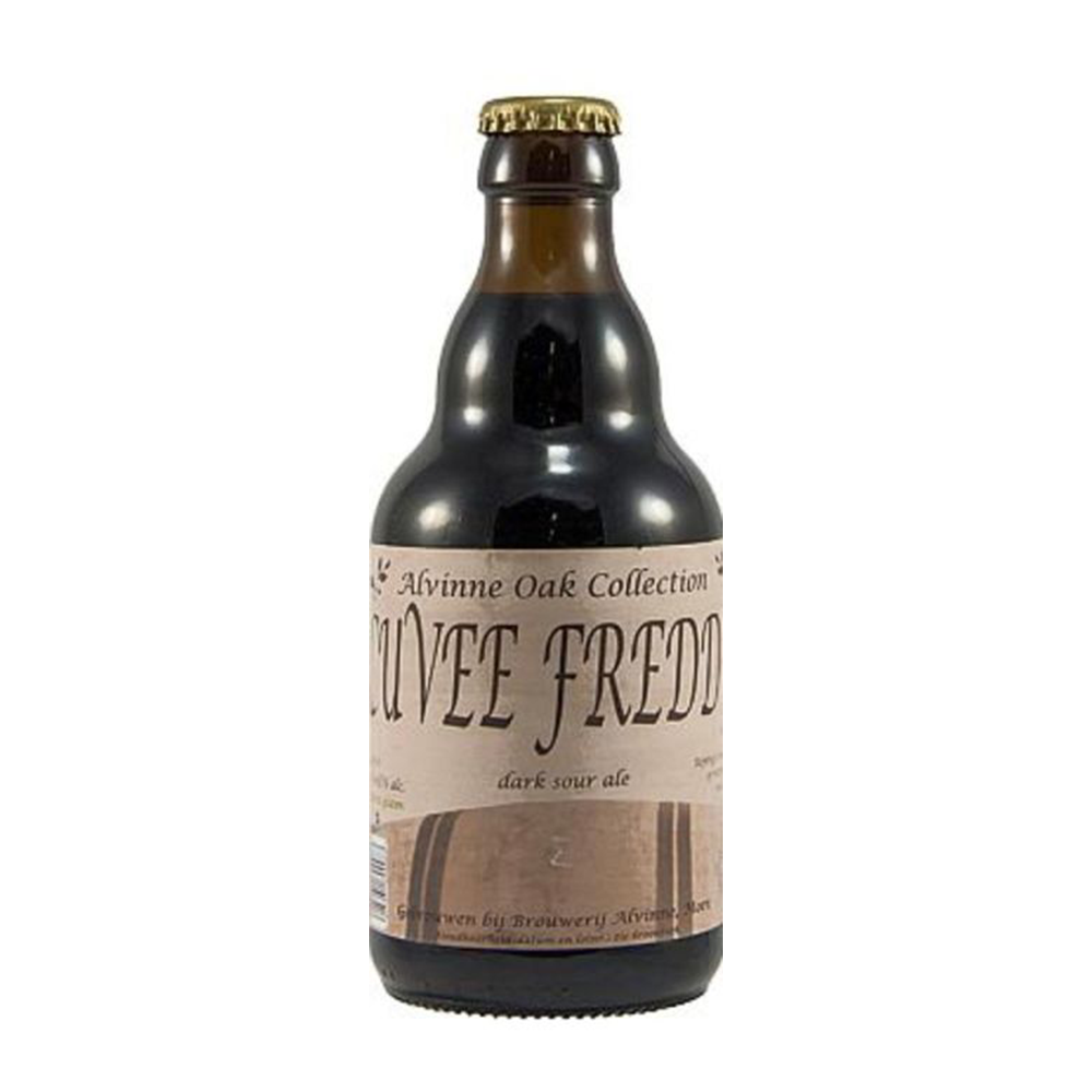 Alvinne Cuvee Freddy (330ml)
