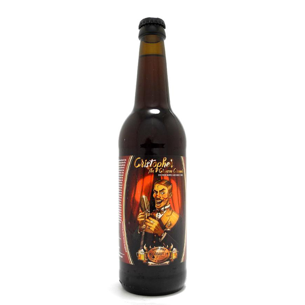 Amager Cristopher The Crimson Crooner (500ml)
