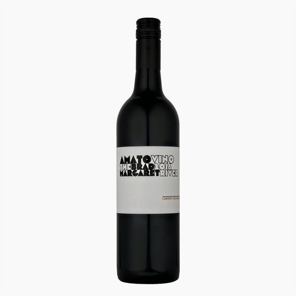 Amato Vino 2017 The Brad Cabernet Merlot (750ml)