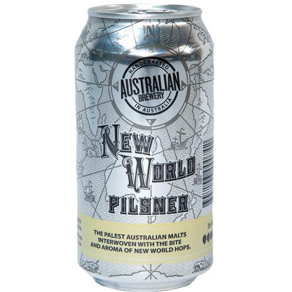 Australian Brewery New World Pilsner (375ml)
