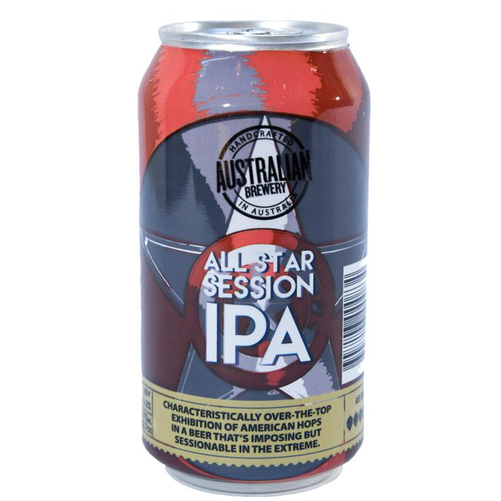 Australian Brewery All Star Session IPA