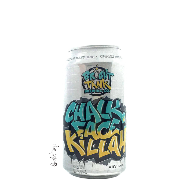 Bright Tank Brewing Chalkface Killah NEIPA