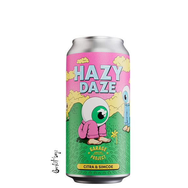 Garage Project Hazy Daze Vol. 5 Citra & Simcoe