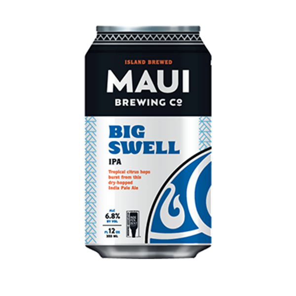 Maui Brewing Big Swell (355ml)