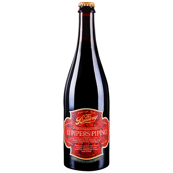 The Bruery 11 Pipers Piping (750ml)