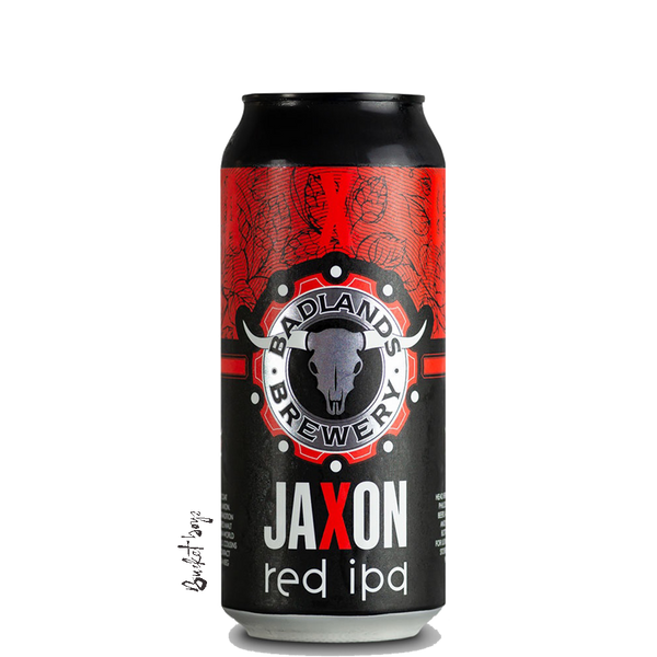 Badlands Jaxon Red IPA