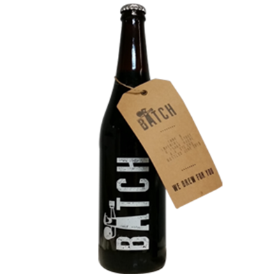 Batch Tank 6 Imperial Stout | Bucket Boys Craft Beer