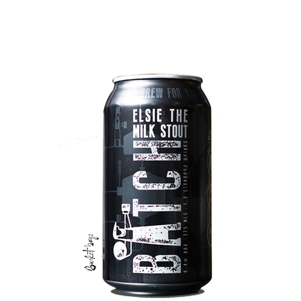 Batch Elsie The Milk Stout Nitro Can