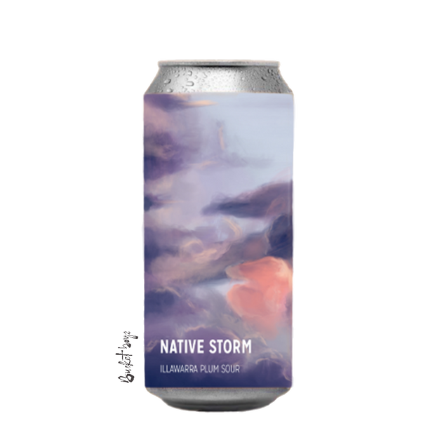 Grassy Knoll Native Storm Sour