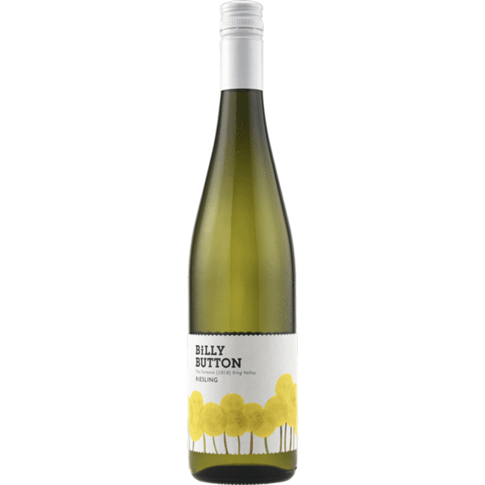 Billy Button 2017 The Torment Riesling (750ml)