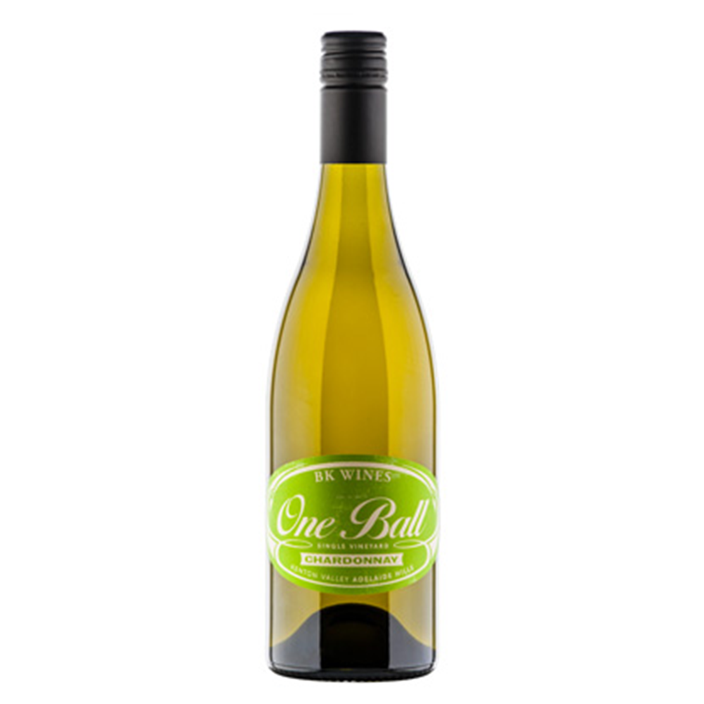 BK 2018 One Ball Chardonnay (750ml)
