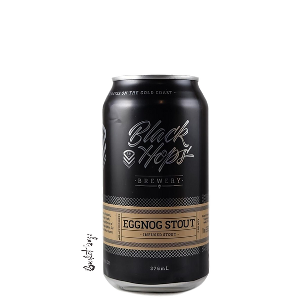 Black Hops Eggnog Stout