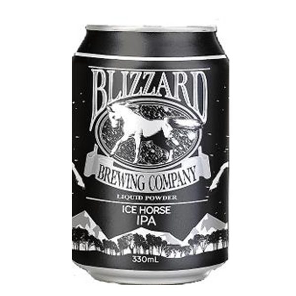 Blizzard Ice Horse IPA
