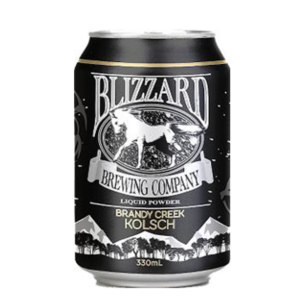 Blizzard Brandy Creek Kolsch (330ml)