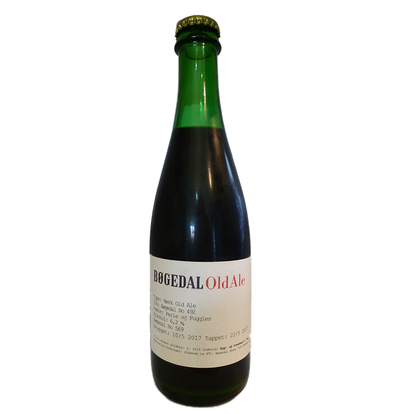 Bøgedal No.569 Old Ale (330ml)