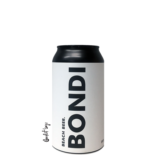 Bondi Brewing Beach Beer