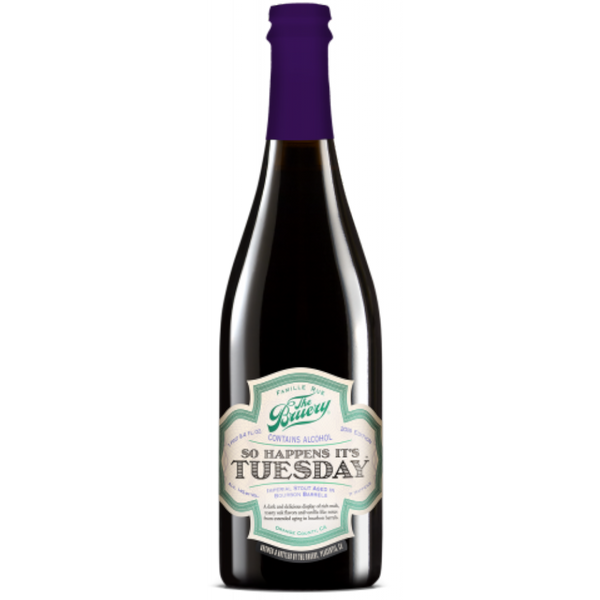 The Bruery So Happens It's Tuesday (750ml)