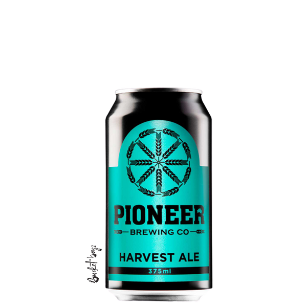 Pioneer Harvest Ale Session Pale Ale