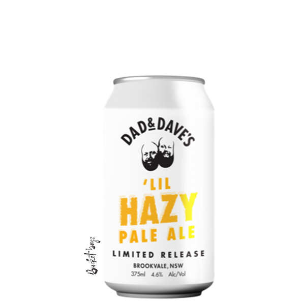 Dad & Dave's Lil Hazy Pale