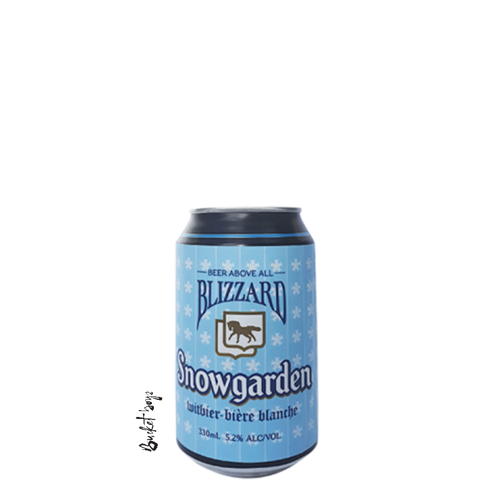 Blizzard Brewing Snowgarden