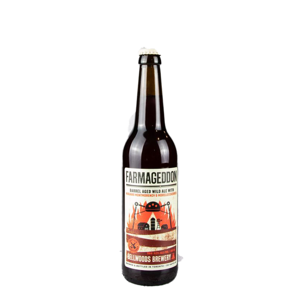 Bellwoods Brewery Farmageddon 2019 Cherry (500ml)