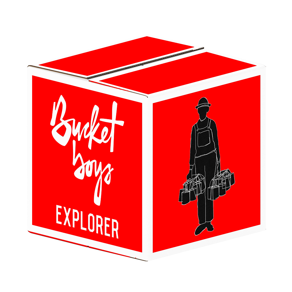 Bucket Boys 16 Ciders - Cider Explorer Box