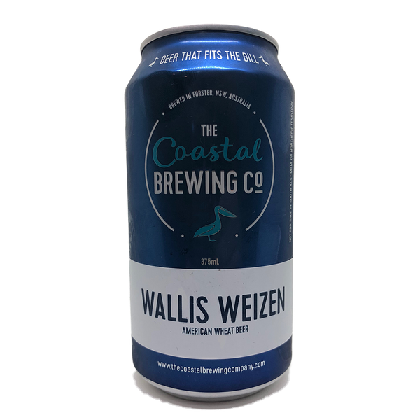 Coastal Brewing Wallis Weizen
