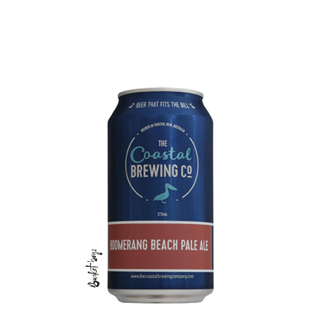Coastal Brewing Boomerang Beach Pale Ale