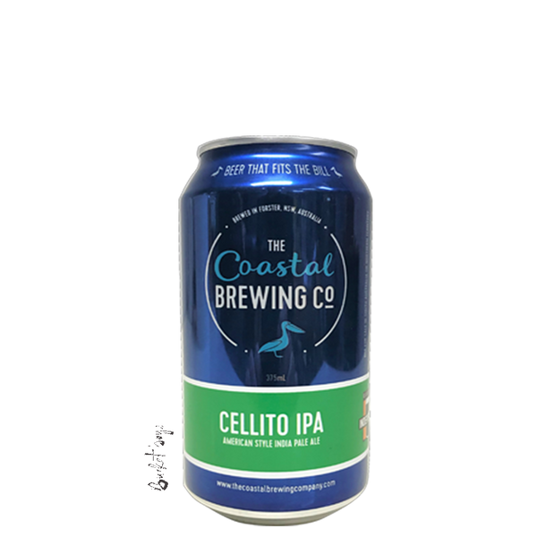 Coastal Brewing Cellito IPA