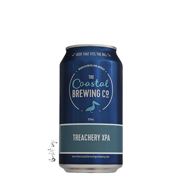 Coastal Brewing Treachery XPA