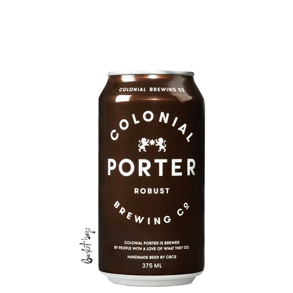 Colonial Brewing Porter