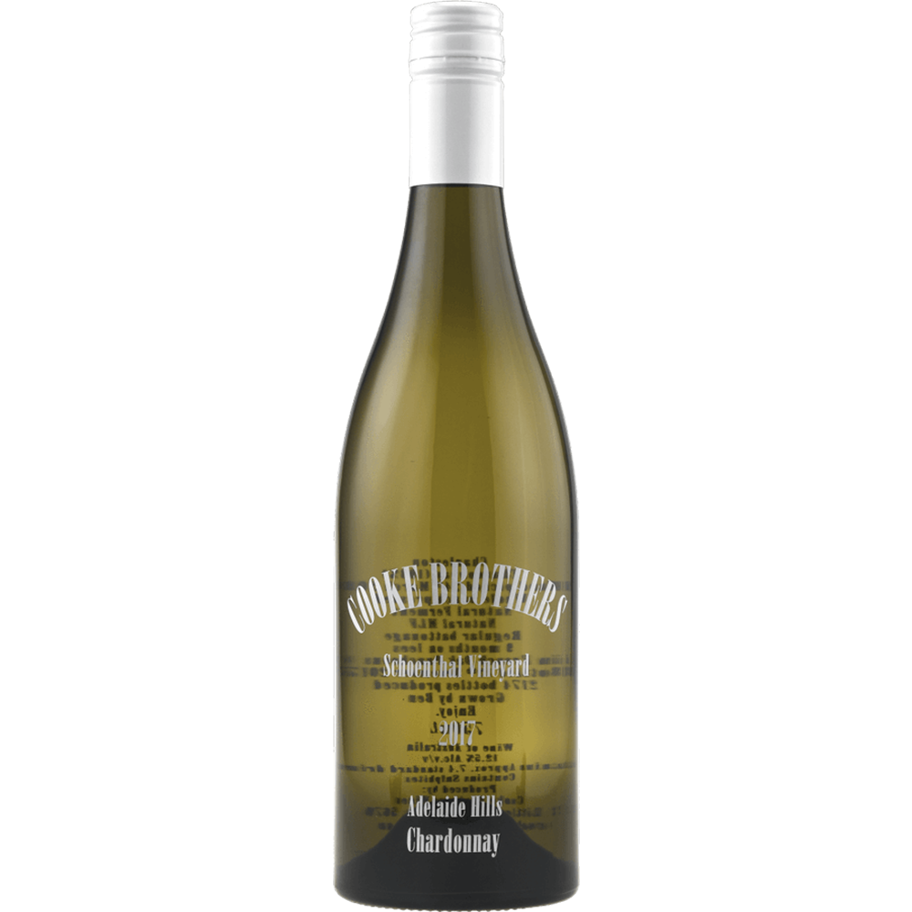 Cooke Brothers 2017 Schoenthal Chardonnay (750ml)
