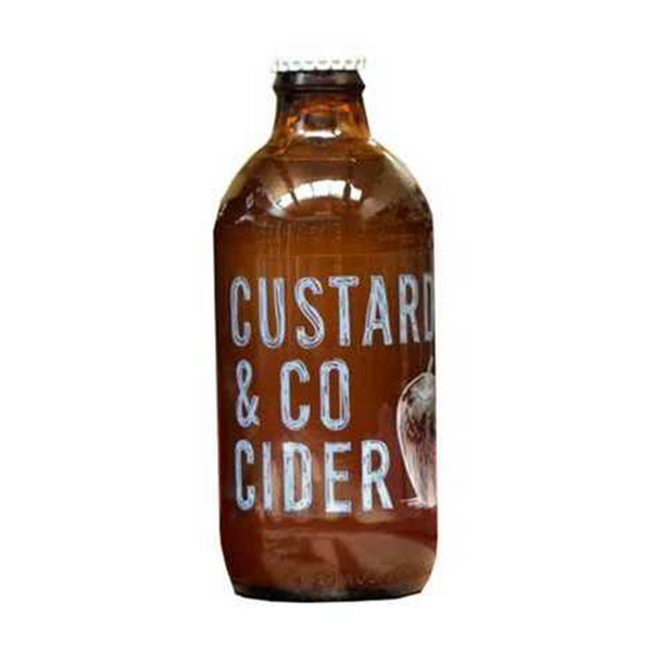 Custard & Co Apple Cider