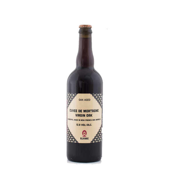 Alvinne Cuvee de Mortagne Virgin Oak (750ml)