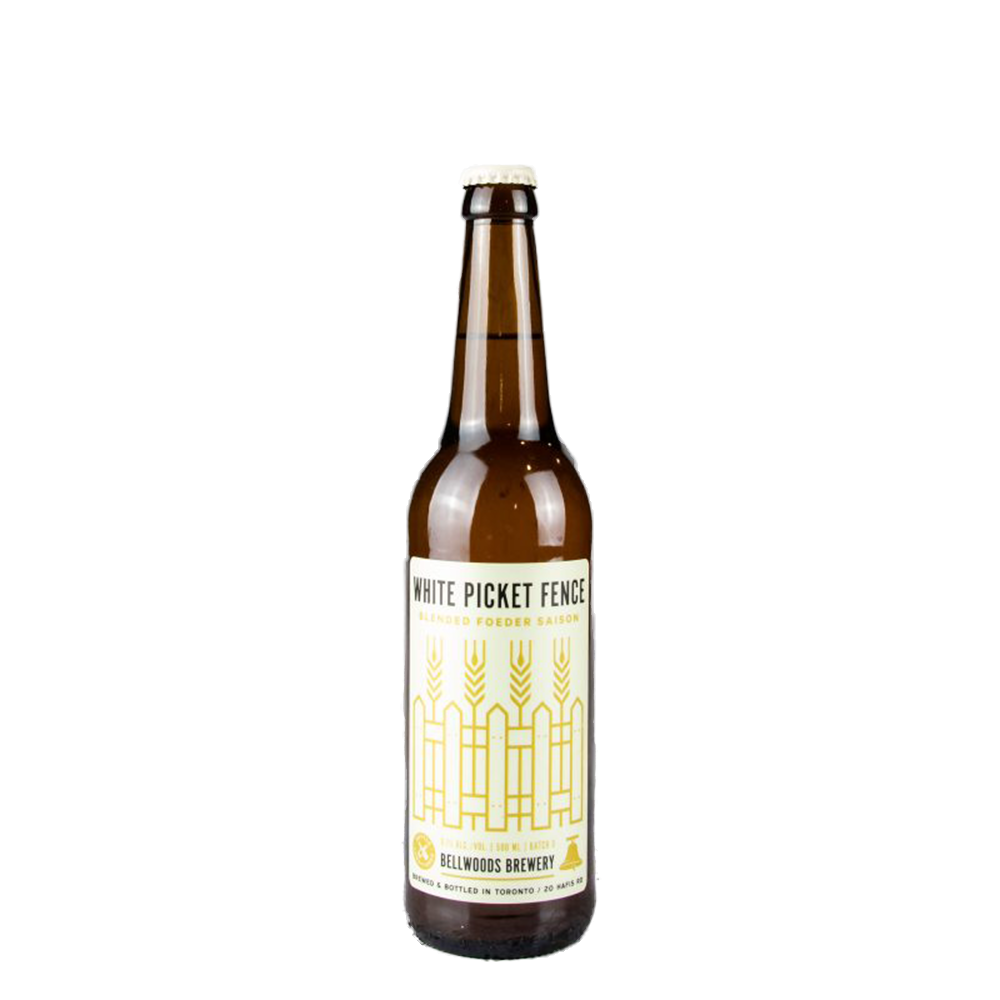 Bellwoods Brewery White Picket Fence Batch 3 (500ml)