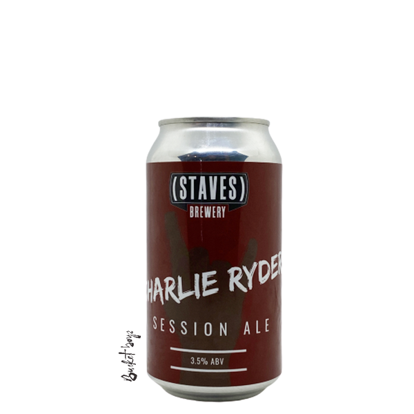 Staves Charlie Ryder Session Ale
