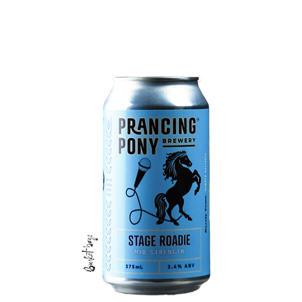 Prancing Pony Stage Roadie Mid-Strength