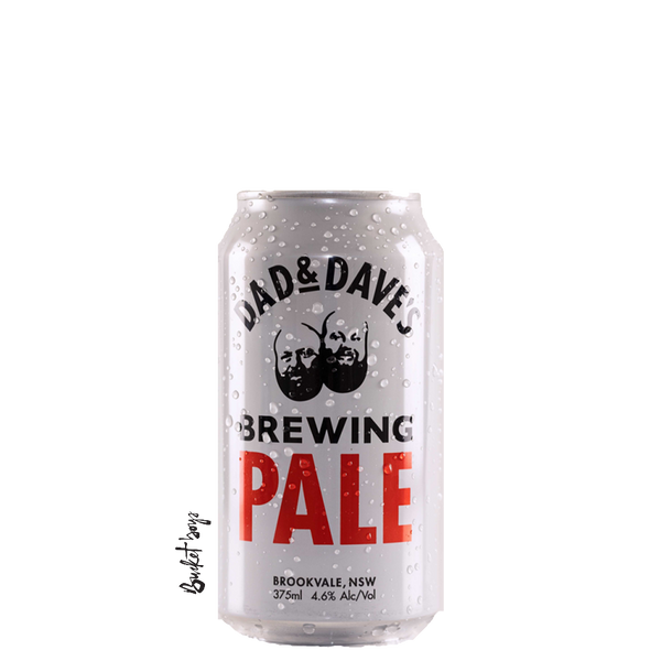 Dad & Dave's #1 Pale (375ml)