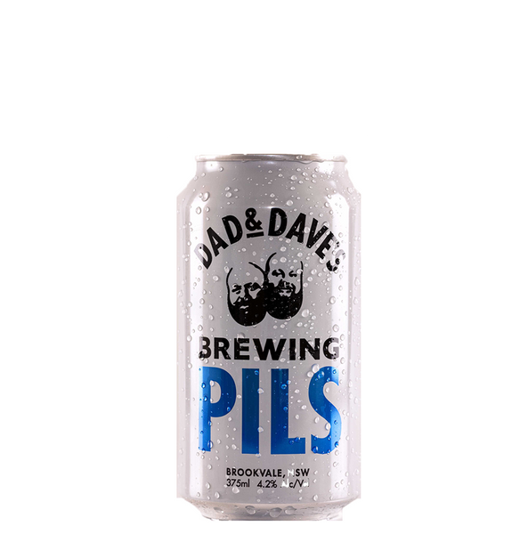 Dad & Dave's #3 Dad's Pils (375ml)