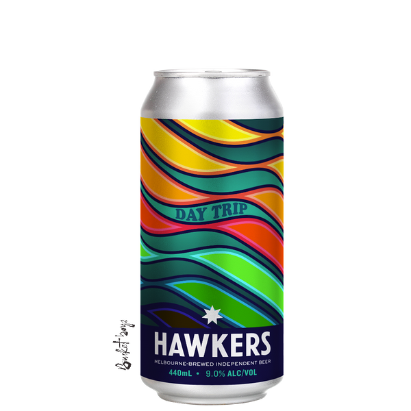 Hawkers Day Trip Double NEIPA