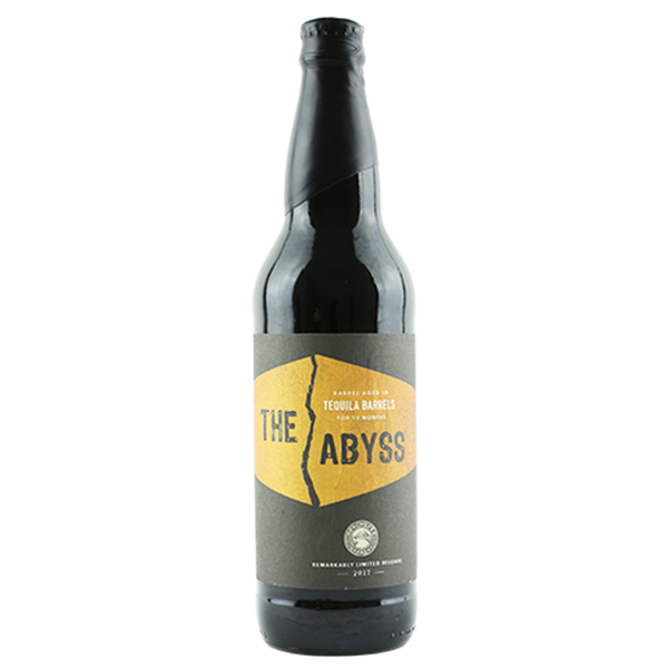 Deschutes The Abyss 2017 Tequila (650ml)