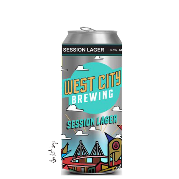 West City Session Lager