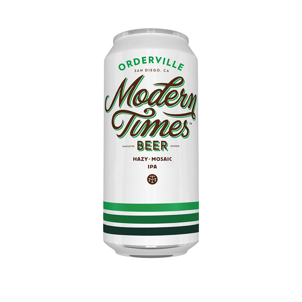 Modern Times Orderville Hazy IPA (473ml)