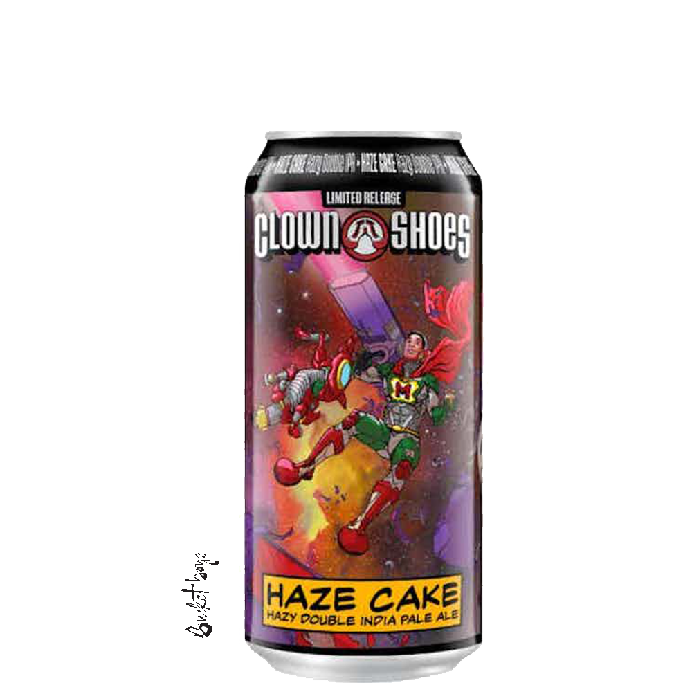 Clown Shoes Haze Cake