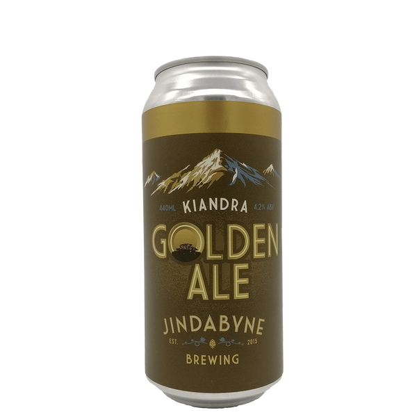 Jindabyne Brewing Kiandra Golden Ale