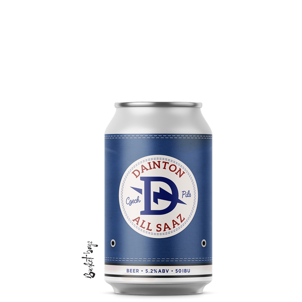 Dainton All Saaz Czech Pils