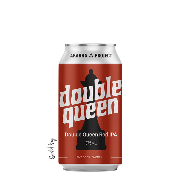 Akasha Double Queen Red IPA