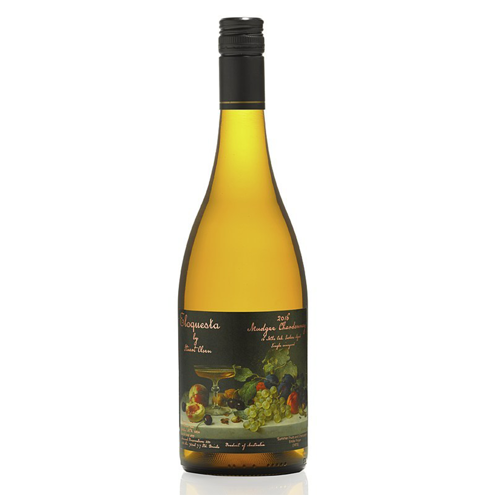 Eloquesta 2016 Chardonnay (750ml)