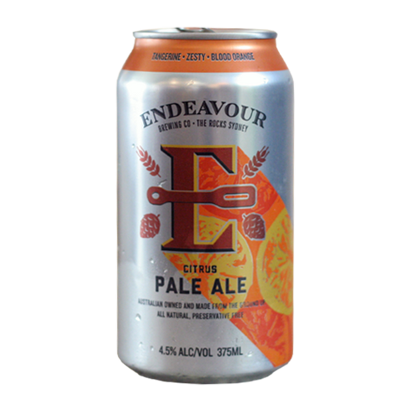 Endeavour Citrus Pale Ale